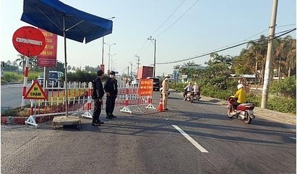 Từ 12h ngày 6/8, Thái Bình dừng tiếp nhận người từ vùng dịch trở về