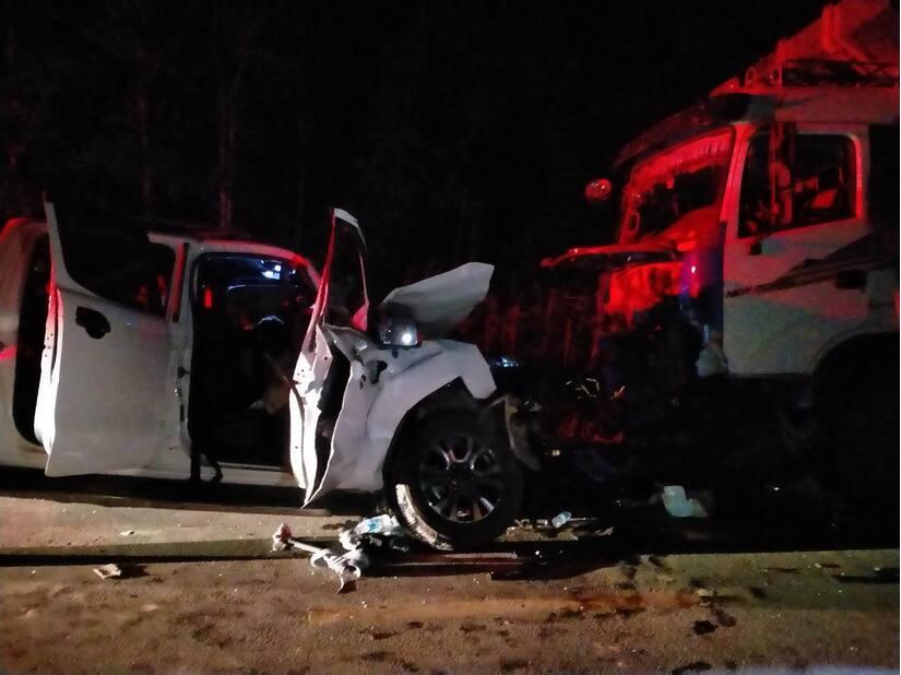 Tai nạn kinh hoàng trên QL7, 4 nhân viên y tế thương vong