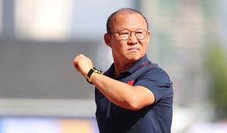 HLV Park Hang Seo chia sẻ giai đoạn khó khăn khi dắt Olympic Hàn Quốc