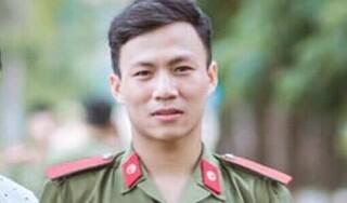 Trung úy công an ở Nghệ An hy sinh khi làm nhiệm vụ phòng, chống dịch