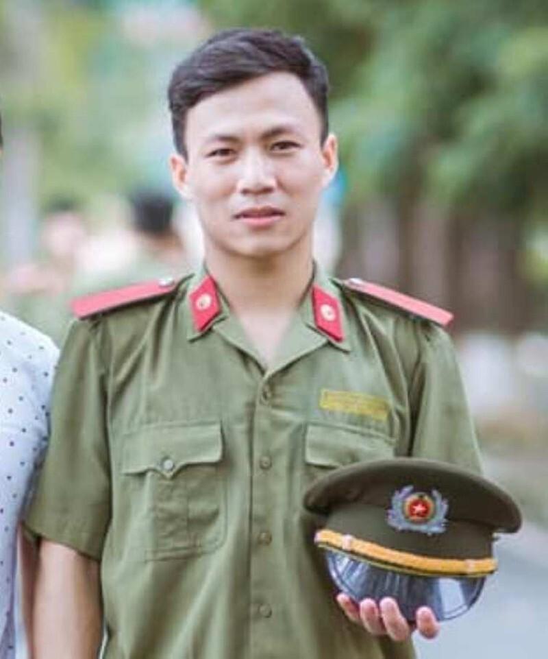 Trung úy công an hy sinh khi làm nhiệm vụ phòng, chống dịch Covid-19