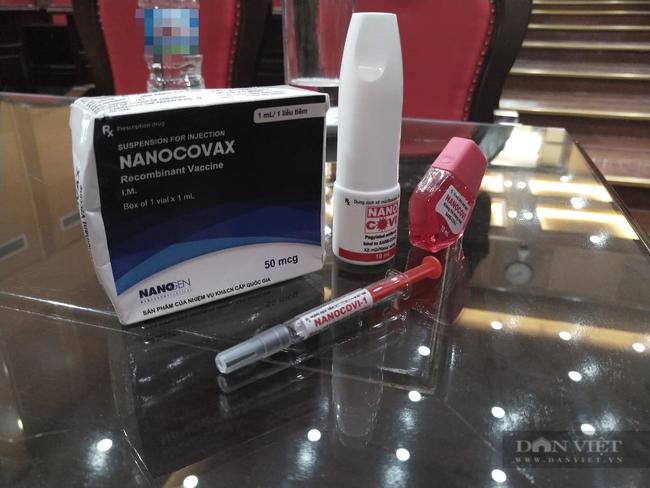 Kết quả họp khẩn về vắc xin Covid-19 Nano Covax