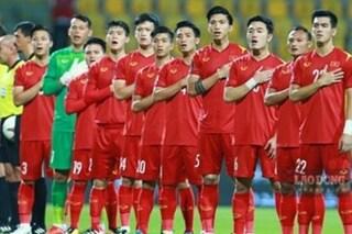 Tuyển Việt Nam nhận tin kém vui ở vòng loại  World Cup 2022