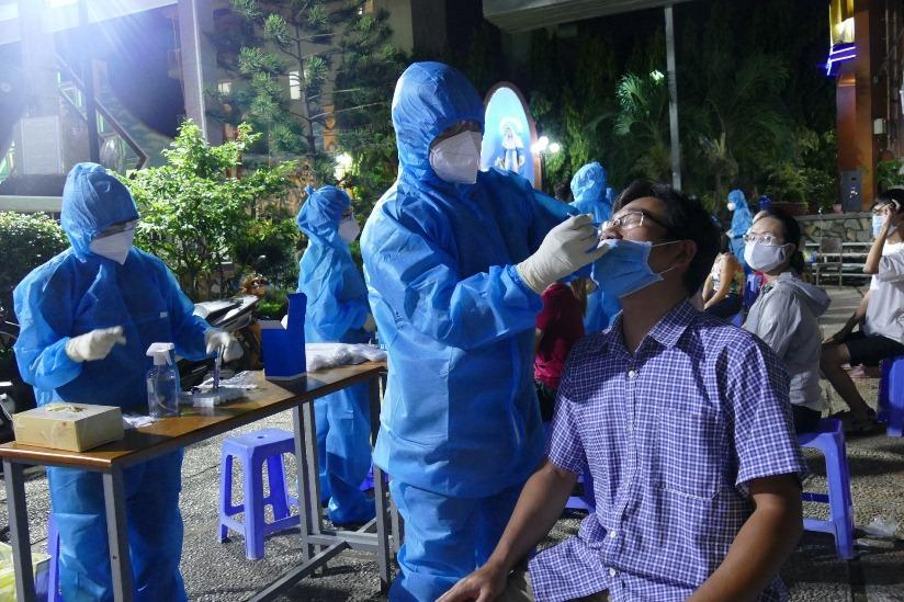 Phát hiện thêm 9 ca dương tính SARS-CoV-2 tại Hà Nội