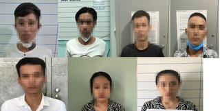Vượt rừng đến nhà bạn ăn nhậu, 7 nam nữ bị phạt 105 triệu đồng
