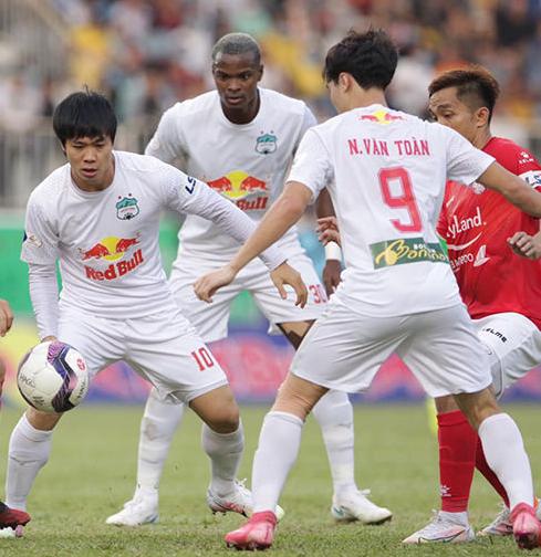 CLB HAGL chia tay Nguyễn Trung Đại Dương trước thềm vòng 13 V.League