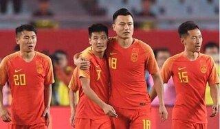 Tuyển Trung Quốc nhận tin dữ trước trận gặp Việt Nam