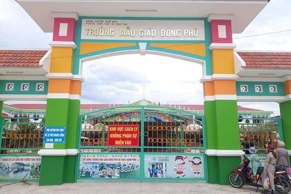 Nam thanh niên ở Quảng Nam trốn khỏi khu cách ly tập trung để đi dự sinh nhật bạn
