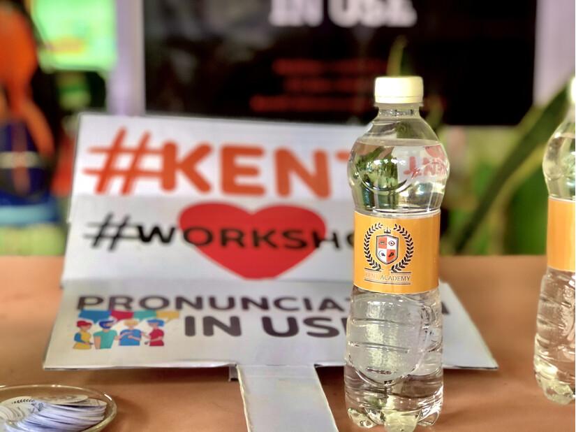 Workshop PRONUNCIATION IN USE và sự nghiêm túc trong đào tạo phát âm tiếng Anh của TT Anh ngữ KENT