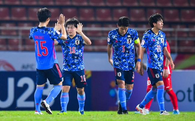 Nhật Bản sử dụng đội hình Olympic đấu Việt Nam ở VL World Cup 2022