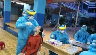 Sáng 11/8, Thanh Hóa ghi nhận thêm 3 ca dương tính SARS-CoV-2 mới