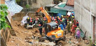 3 công nhân tử vong trong vụ sạt lở đất ở Quảng Ninh đều là người Thái Bình