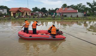 Thanh Hóa: Tắm trên kênh Bắc, 2 người bị nước cuốn trôi