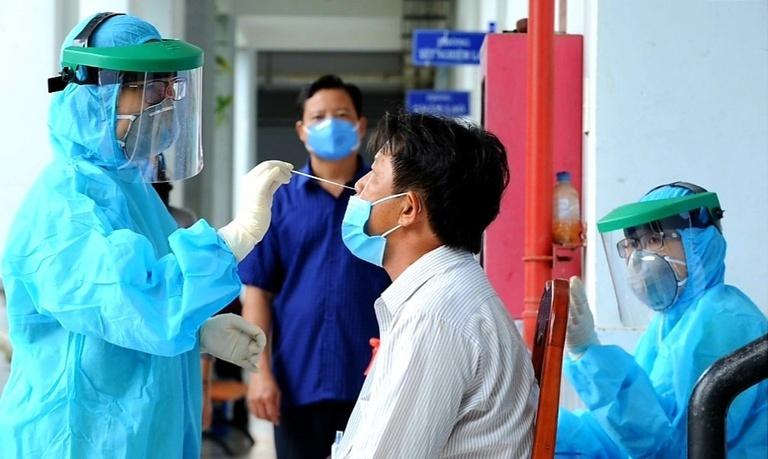 Ngày 14/8, Việt Nam ghi nhận thêm 9.716 ca mắc  mới Covid-19