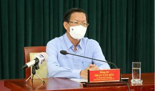 TP.Hồ Chí Minh sẽ kéo dài giãn cách xã hội thêm 1 tháng