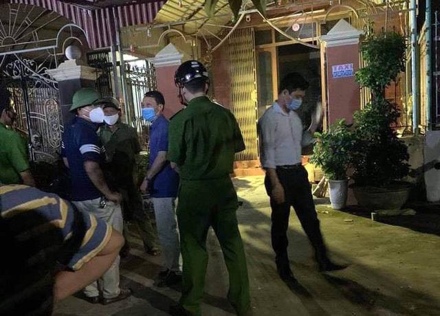 Nổ bình gas, 4 người trong cùng gia đình ở Hải Phòng tử vong