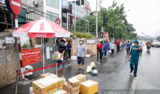 Hà Nội: Từ 0h ngày 16/8, cơ sở kinh doanh dịch vụ, hàng hóa thiết yếu phường Chương Dương được hoạt động trở lại