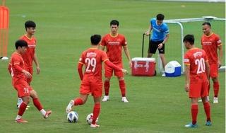 Tuyển Việt Nam nhận tin kém vui ở trận gặp Australia