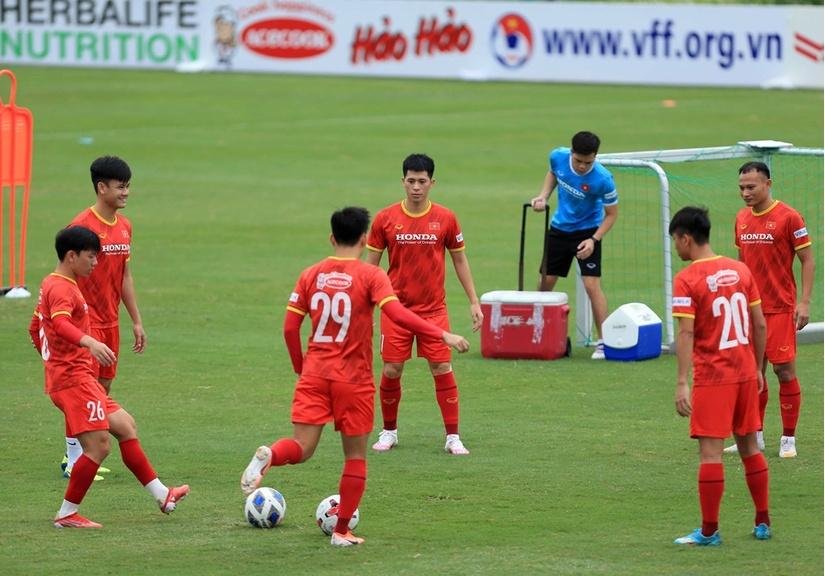 Tuyển Việt Nam nhận tin kém vui trước trận gặp Australia