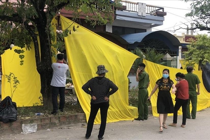 Tạm giữ người cha trong vụ cháy nổ ở Hải Phòng khiến 4 người cùng gia đình tử vong