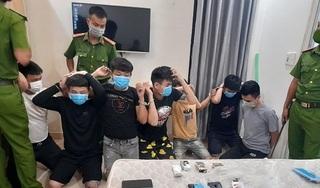 Quảng Nam: 9 thanh niên tụ tập dùng ma túy trong thời gian giãn cách theo chỉ thị 16