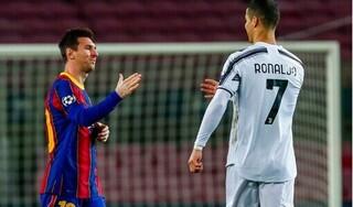 """Messi thất bại tại cuộc bình chọn """"Cầu thủ xuất sắc nhất 2021"""""""