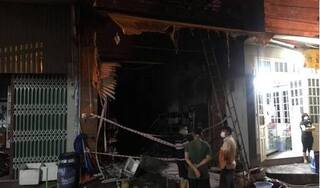Cháy lớn ở Bình Dương khiến 2 vợ chồng cùng người cháu tử vong