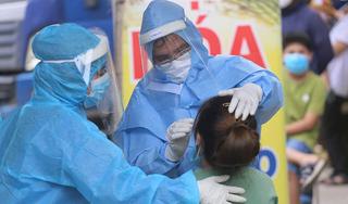Thêm 44 ca dương tính SARS-CoV-2 mới tại Nghệ An, có 22 ca trong cộng đồng