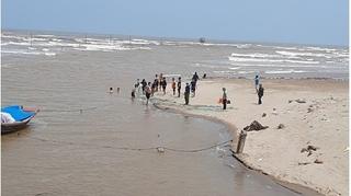 Nam Định: Tìm thấy thi thể 3 giáo viên nghỉ hưu bị đuối nước