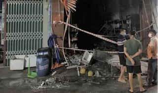 Hé lộ nguyên nhân vụ cháy cửa hàng tạp hóa ở Bình Dương khiến 5 người tử vong