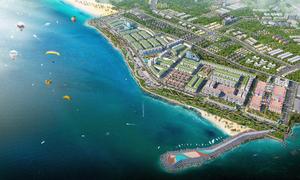 Tập đoàn Danh Khôi hợp tác DKRA Việt Nam phát triển dự án Lagi New City