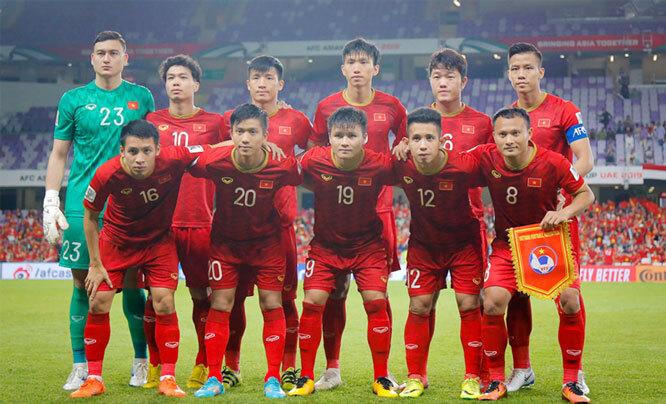 Việt Nam đã trở thành thế lực mới của bóng đá châu Á