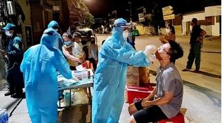 Sáng 25/8, Nghệ An ghi nhận thêm 11 ca dương tính SARS-CoV-2 mới