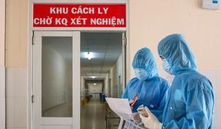 Thấy mệt mỏi, tài xế ở Hà Nội đi khám phát hiện dương tính Covid-19