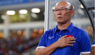 Người tung tin thất thiệt đã xin lỗi HLV Park Hang Seo