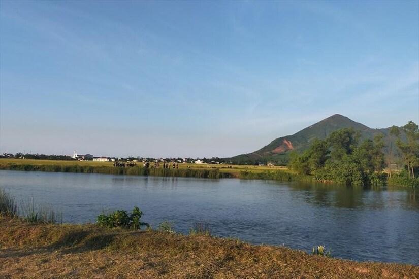 Tắm sông, hai chị em ruột ở Hà Tĩnh đuối nước thương tâm