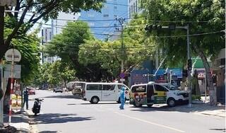 Hai xe cứu thương va chạm nhau trên phố khiến bệnh nhân tử vong