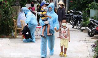 Trẻ em Việt Nam dưới 16 tuổi là F1 được cách ly tại nhà