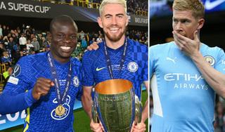 Bất ngờ với chủ nhân giải thưởng Cầu thủ xuất sắc nhất châu Âu 2020/21