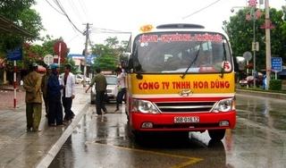 Thanh Hóa tạm dừng hoạt động vận tải hành khách bằng xe buýt