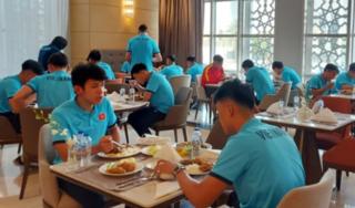 Thông tin mới nhất về đội tuyển Việt Nam ở Saudi Arabia