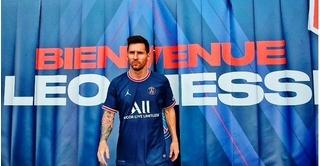 Messi được PSG đăng ký thi đấu ở trận đấu sắp tới