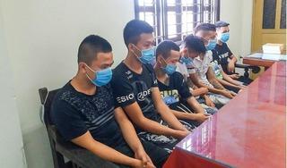 Nam Định: Triệt xoá băng nhóm sử dụng vũ khí nguy hiểm cướp tài sản