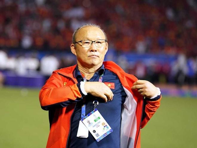 HLV Park Hang Seo cảnh giác với tai mắt của đối thủ
