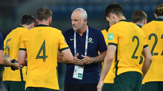 HLV Australia tự tin trước trận gặp Trung Quốc