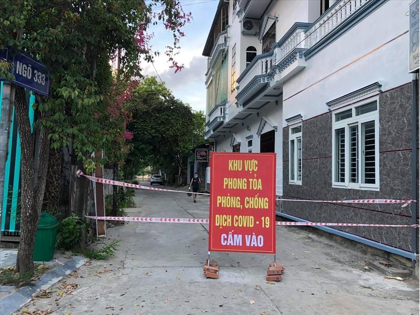 Từ 6h ngày 31/8, giãn cách xã hội huyện Nga Sơn theo Chỉ thị 15
