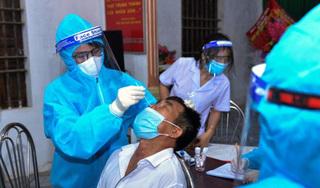 TP Vinh phát hiện 83 ca dương tính SARS-CoV-2 qua test nhanh