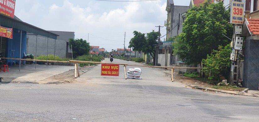 Thanh Hóa giãn cách xã hội huyện Nga Sơn theo chỉ thị 16 từ ngày 1/9