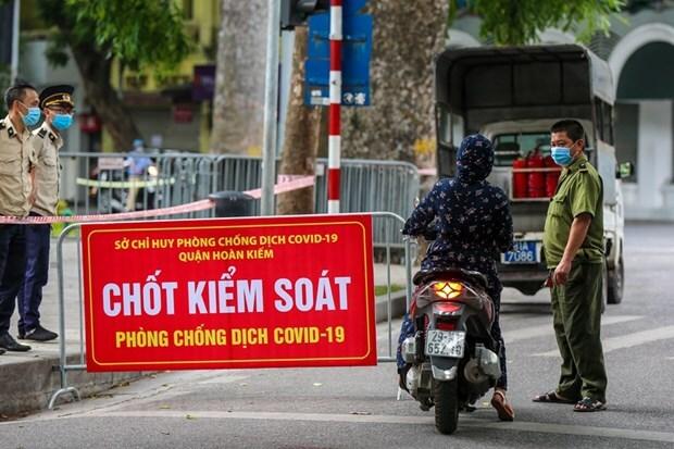 Sau 6/9, Hà Nội có thể tiếp tục giãn cách thêm ít nhất 7 ngày nữa