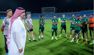 Saudi Arabia đặt tham vọng rất lớn ở trận gặp Việt Nam